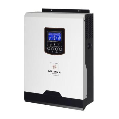 Гибридный инвертор для солнечной электростанции AXIOMA ІSMPPT 3000