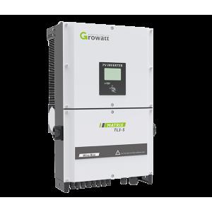 Инвертор сетевой Growatt 30 кВт