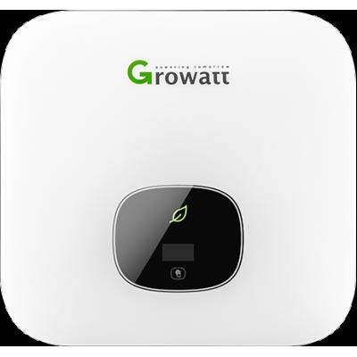 Інвертор мережевий Growatt 3 кВт