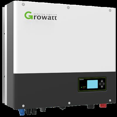 Инвертор гибридный Growatt 3 кВт