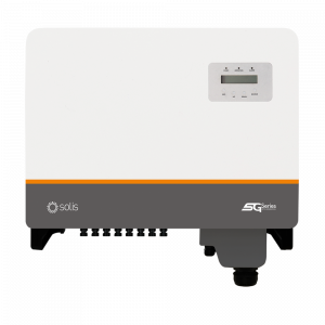 Solis 30K-5G-DC