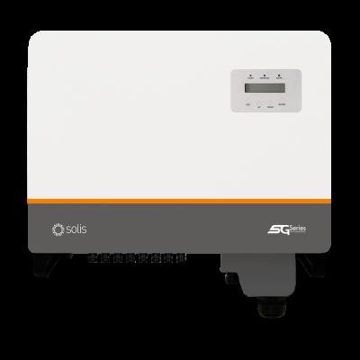 Сетевой инвертор 30 кВт Solis 30K-5G-DC
