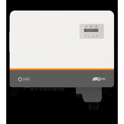 Сетевой инвертор 25 кВт Solis 25K-5G-DC