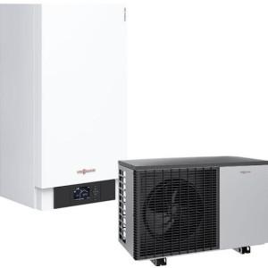 Тепловой насос с буферной емкостью Viessmann Vitocal 200-S на 8,9-10,7 кВт Z018071