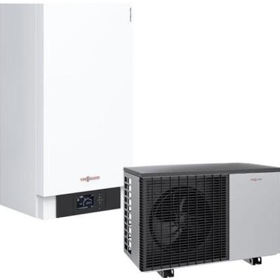 Тепловой насос с буферной емкостью Viessmann Vitocal 200-S на 4,8-5,5 кВт