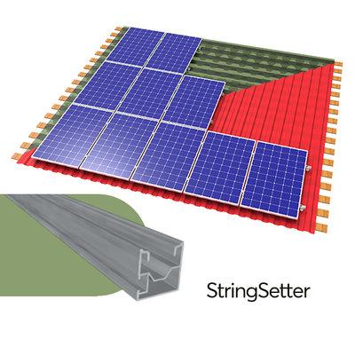 Комплект крепежа солнечных панелей на крышу Kripter StringSetter