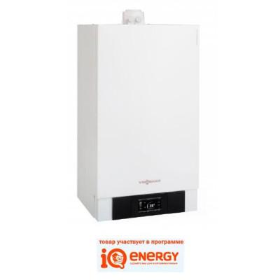 Газовый конденсационный водогрейный котел на 13 кВт Viessmann Vitodens 200-W B2HB023