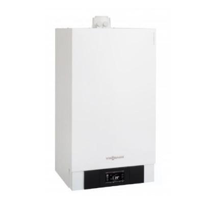 Газовый конденсационный водогрейный котел на 35 кВт Viessmann Vitodens 200-W B2HB022