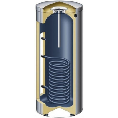 Газовый котел 60 квт с бойлером на 200 л Viessmann VITODENS 200-W B2HAN06