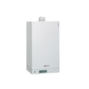 Газовый котел VITODENS 100-W 35 кВт с бойлером на 300 л B1HC282
