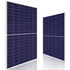 ABi-Solar АВ340-60MHC  Half-cell  PERC Mono