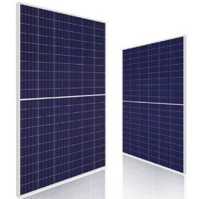 Солнечная панель (батарея) ABi-Solar АВ330-60MHC  Half-cell  PERC Mono