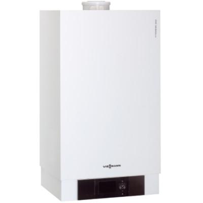 Конденсационный настенный газовый котел 49 кВт c бойлером на 300 л. Viessmann VITODENS 200-W   B2HAN07