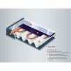 Плоский горизонтальный солнечный коллектор Viessmann Vitosol 200-FМ  SH2F