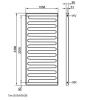 Плоский вертикальный солнечный коллектор Viessmann Vitosol 200-FM  SV2D
