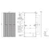 Солнечная  панель ( батарея) JA Solar 455 Вт   JAM72S20-455/MR