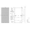 Солнечная  панель ( батарея) JA Solar 530 Вт   JAM72S30-530/MR