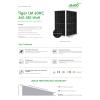 Jinko Solar JKM380M-60HLM-V Mono PERC Half-Cell