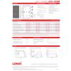 Солнечная панель LONGi Solar LR4-72 HPH 440W  PERC  Half-cell