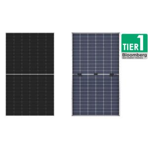 LONGi Solar LR5-72 HBD 540 PERC Half-cell Bifical