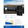 Солнечная  панель ( батарея) JA Solar JAM72D10-400/MB Mono Half-cell  PERC Double Glass Module