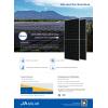 Солнечная  панель ( батарея) JA Solar 410 Вт  JAM72S10-410/MR Mono Half-cell  PERC