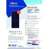 Солнечная панель Risen RSM110-8-540M Моno PERC Half-Cell