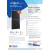Солнечная панель ( батарея) Risen RSM144-6-400M Half-cell