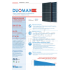 Солнечная панель 370 Вт Trina Solar TSM-DEG8MC.20(II) 370 W Mono Half-cell Bifacial Dual Glass