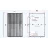 Солнечная панель 395 Вт Trina Solar TSM-DE09.08 395W Mono Half-cell