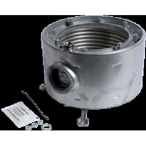 Теплообменник газового котла Viessmann Vitodens 200-W тип B2HB