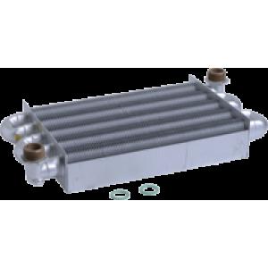 Теплообменник для газового котла Viessmann Vitopend 100-W тип WH1B,WH1D на 24 кВт
