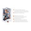 Газовый котел Viessmann VITODENS 100-W конденсационный одноконтурный 35 кВт