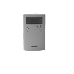 Терморегулятор для приміщення Viessmann Vitotrol 100 тип UTDB Z007694
